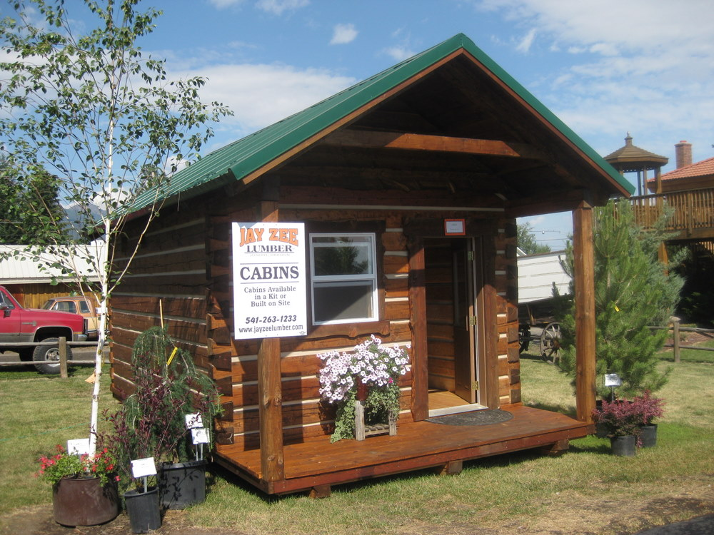 Cabin kit special for Hunting cabins kits