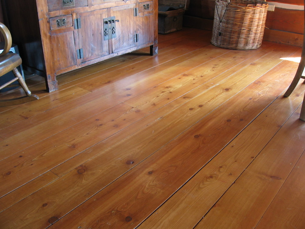 Unfinished Pine Flooring White Wood Floors Gallery
